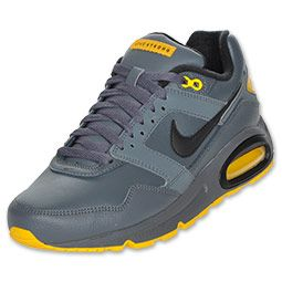 Shop NIKE ID AIR MAX & ;LIVESTRONG& ; ID SNEAKERS YELLOW