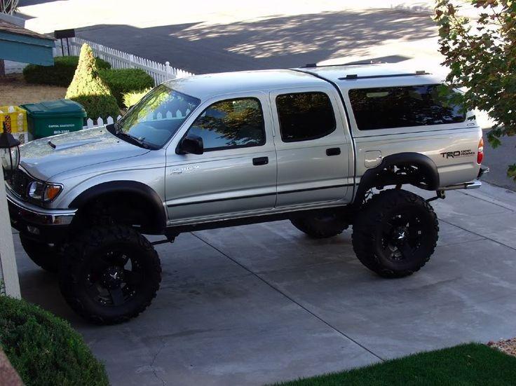 Jacked Up Toyota Tacoma >> 2004 toyota tacoma 4x4 lifted - Google Search | 2004 ...