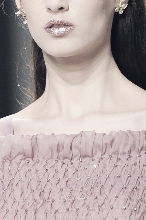 Detail at Rodarte | Fall 2014
