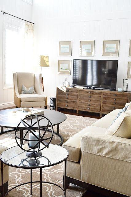 Sita Montgomery Interiors Portfolio Family Room Family Room