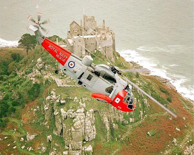 Nostalgic Greetings Card RN Air Sea Rescue NEW