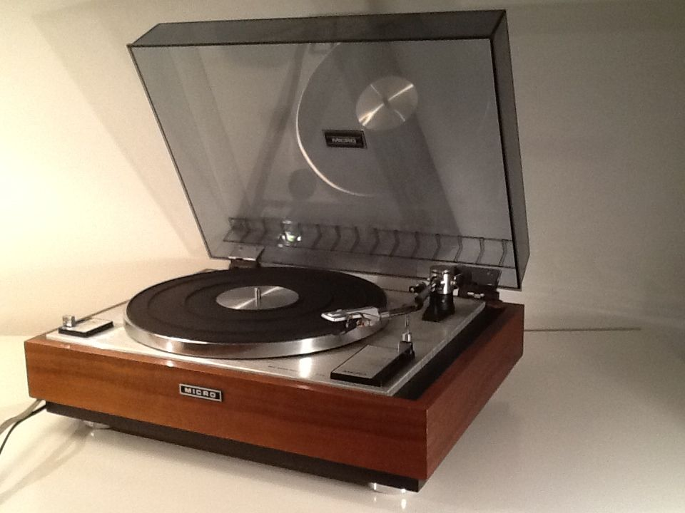 Micro Seiki MR 311 | Micro Seiki in 2019 | Record player