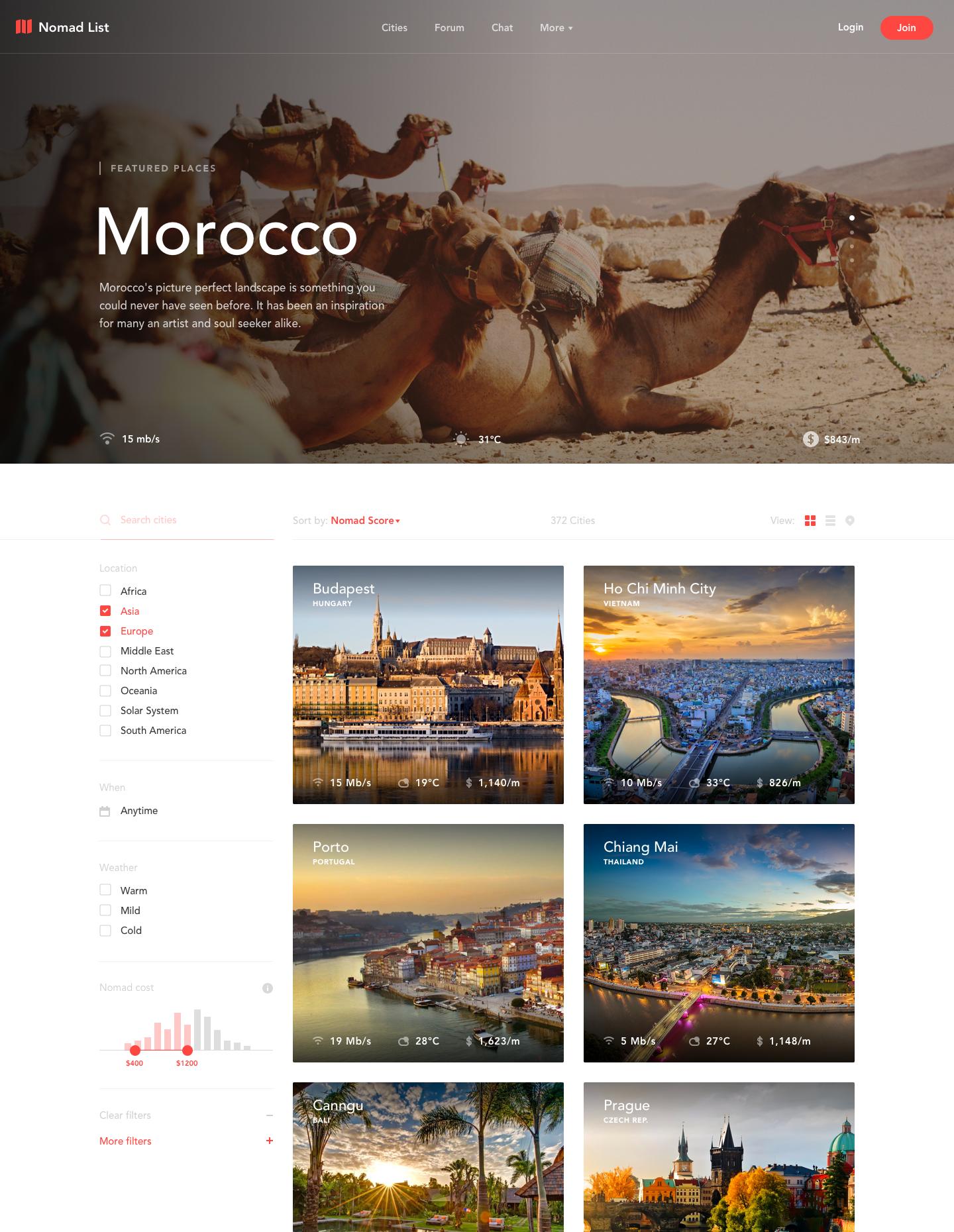 Desktop Hd Web Design Inspiration Ho Chi Minh City Budapest