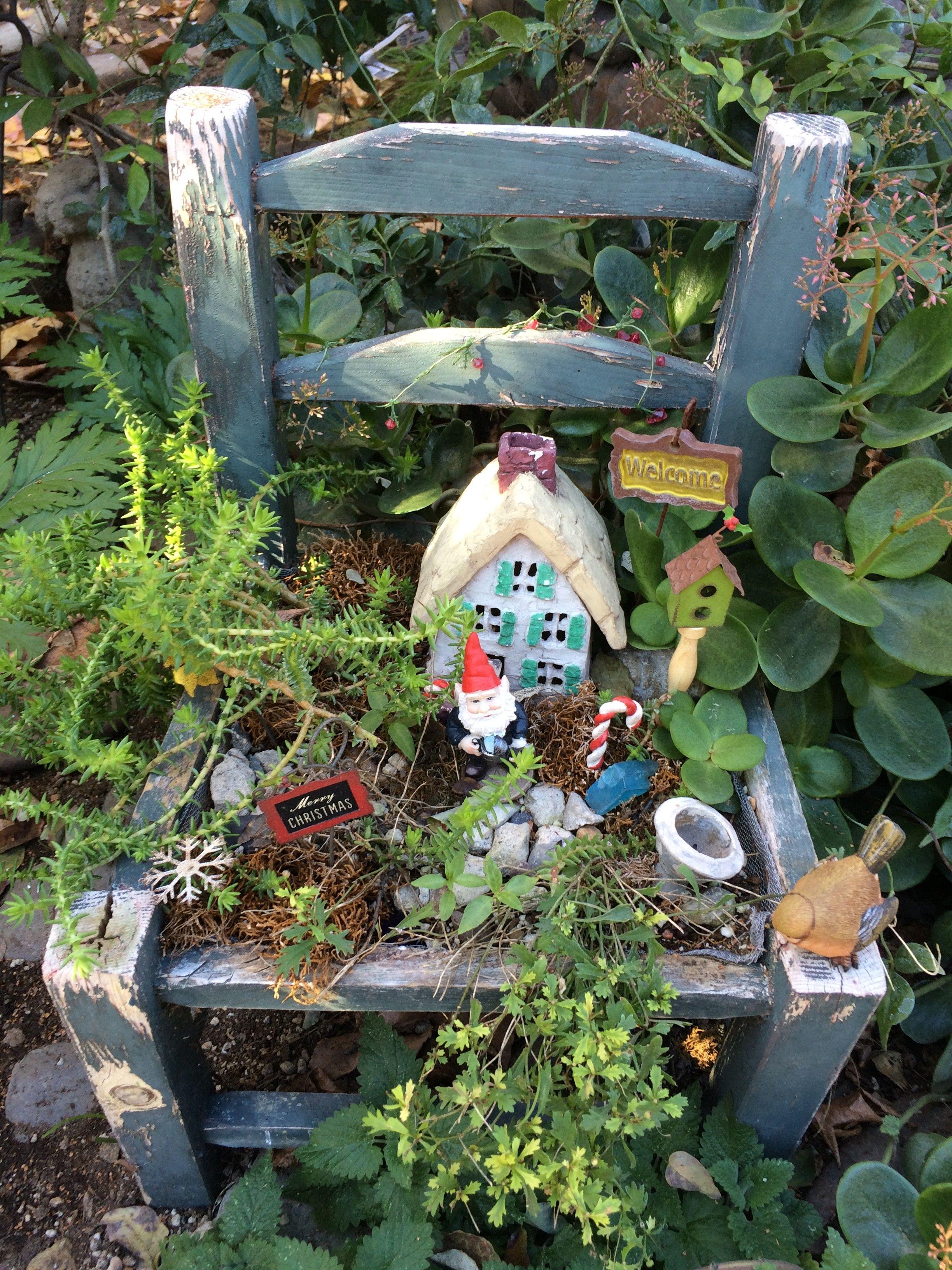 Miniature Gnome Garden Fairy Garden Decor Fairy Garden Diy Miniature Fairy Gardens