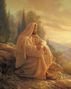 Painting Alpha And Omega By Greg Olsen Pictures Of Christ Jesus Pictures Jesus Christ