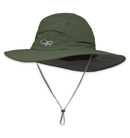 Outdoor Research Men s Sombriolet Sun Hat Fatigue XL b3e30ebcb5e
