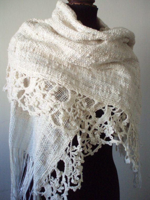 Lovely Lace Shawl...