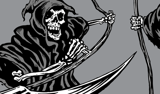 Grim Reaper Vector Graphics Vector Genius Clip Art Image 24175 Grim Reaper Vector Graphics Art Images