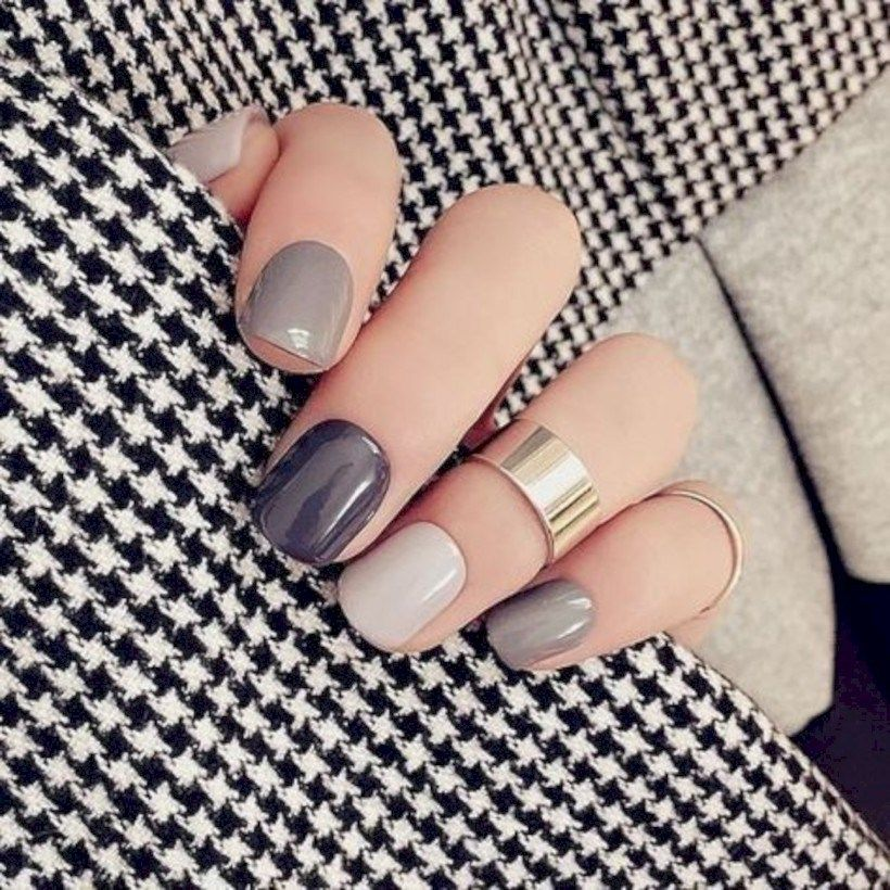 Most Popular Nail Colors Winter 2019 25 Outfital Com