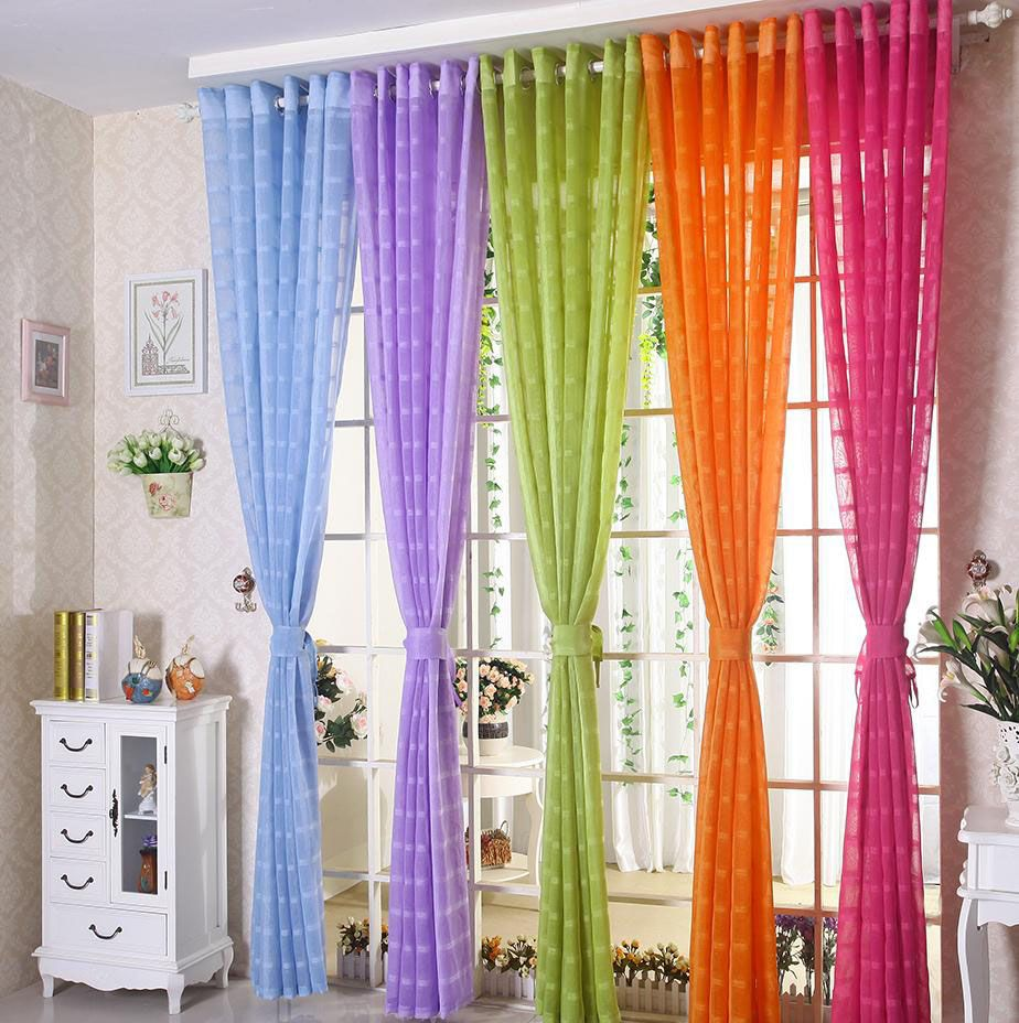 some pastel in window colorful vibrant to products any neons with neon color curtains room art these abstract treatments add painting the artwerks fab pastels curtain bright and