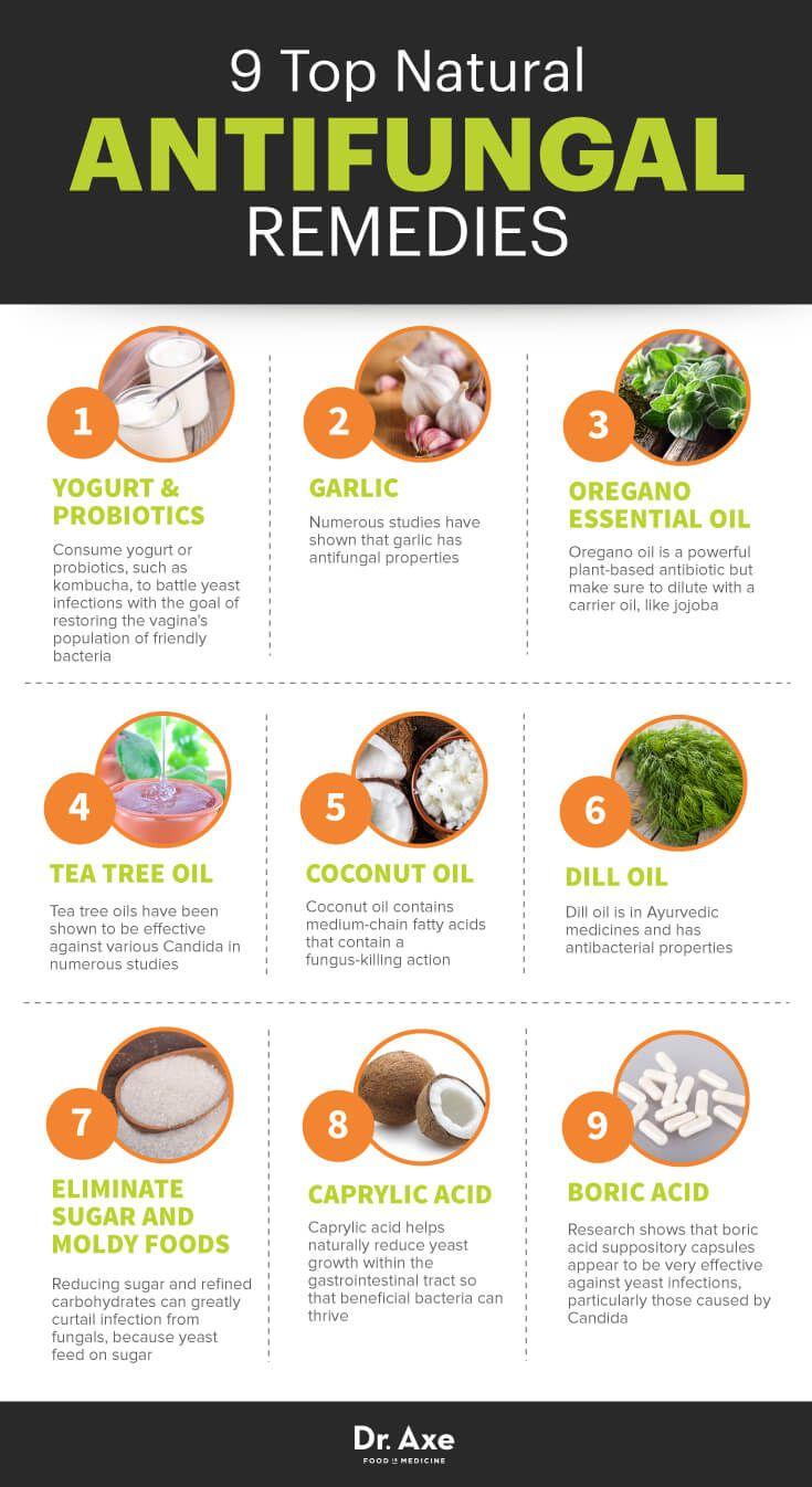 Use Antifungal Cream 9 Natural Antifungal Remedies