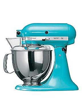 Kitchenaid Blue Artisan Stand Mixer 429 Kitchen Pinterest
