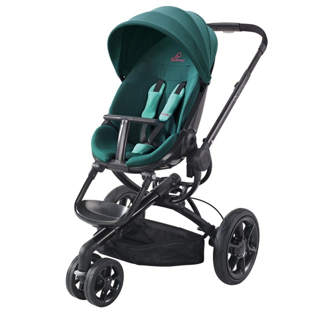Quinny Moodd Stroller Green Courage Shop at BabyStyle