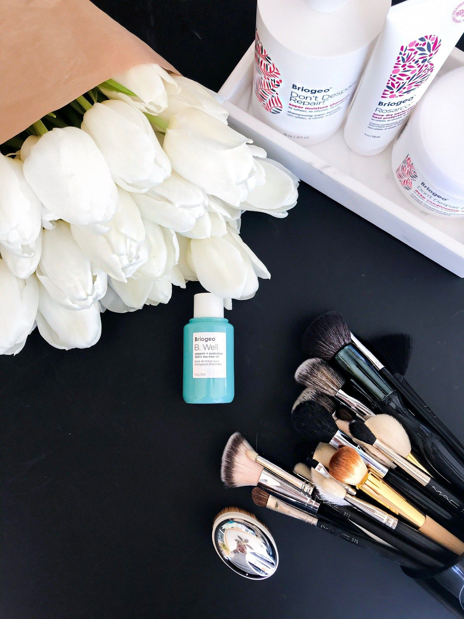 How To Make Your Own Makeup Brush Cleaning Solution Using