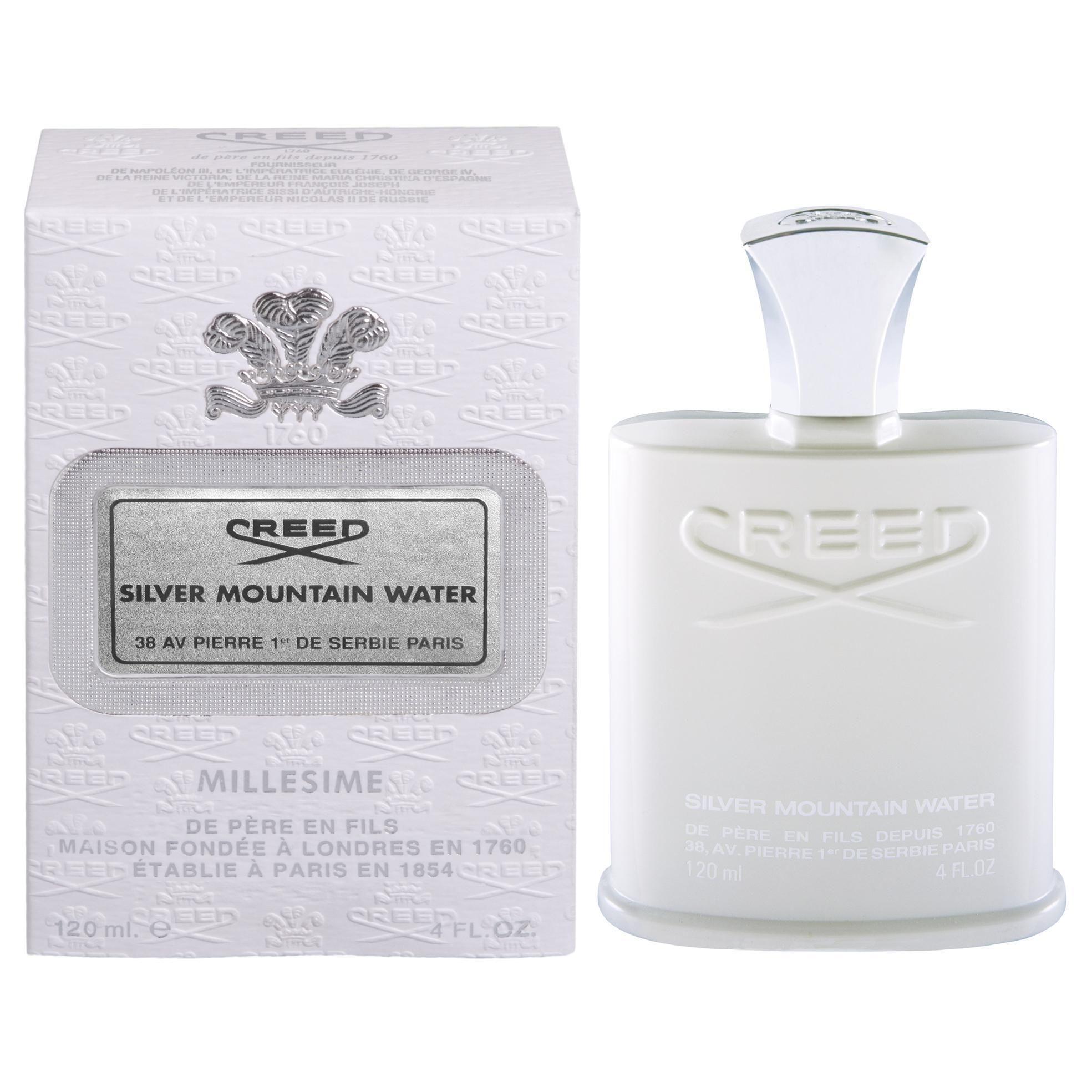 Creed Creed Silver Mountain Water 1112035 120ml Creed Locion Perfume Perfumeria