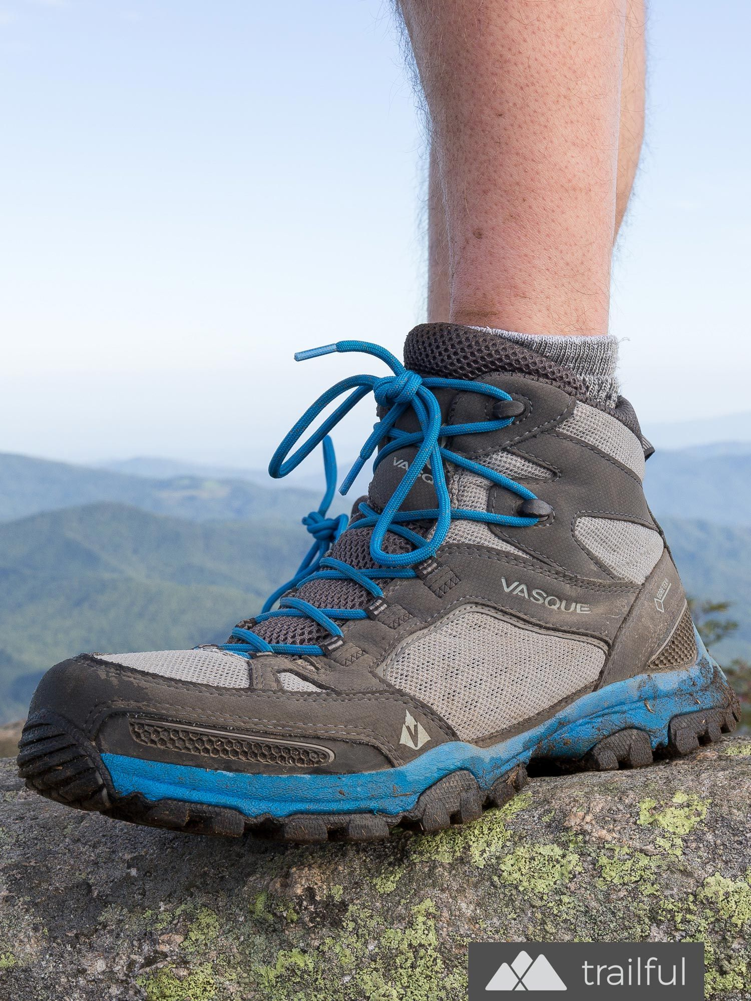breathable waterproof hiking boots