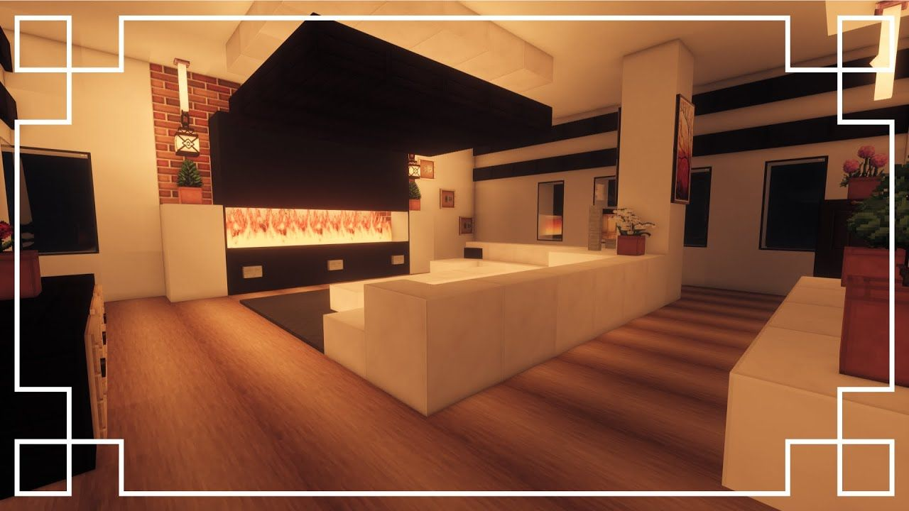 Minecraft How To Make A Living Room Minecraft Living Room Cool Minecraft Houses Minecraft Luxury rooms in minecraft