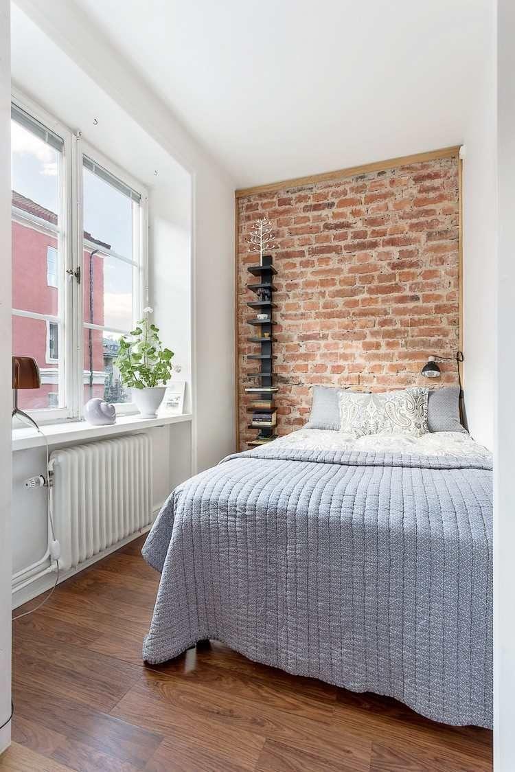Schlafzimmer Bett Gestalten Ideen Fur Jugendzimmer Mit Dachschrage