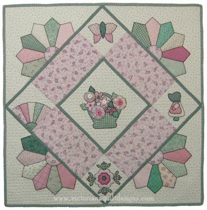 Faux 30's Quilt Pattern http://www.victorianaquiltdesigns.com/VictorianaQuilters/PatternPage/Faux30s/Faux30s.htm #quilting