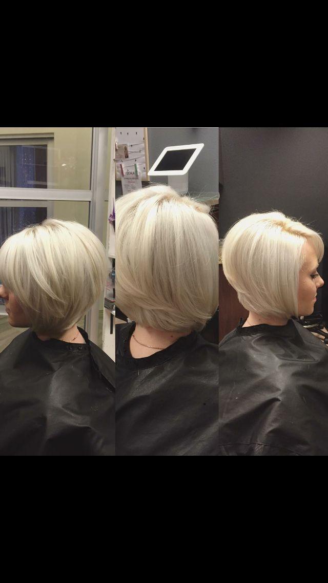 Blonde bob #blondeisbest