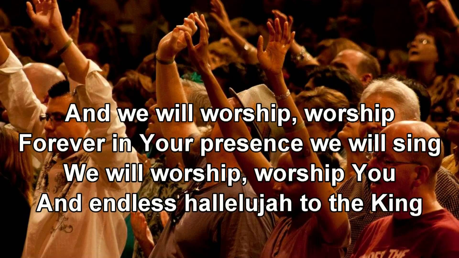 Endless Hallelujah - Matt Redman (Worship with Lyrics), via YouTube