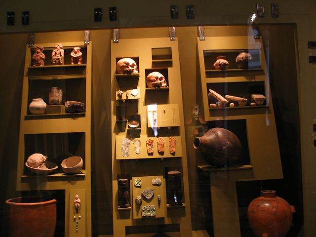Merida Anthropology Museum, Yucatan, Mexico