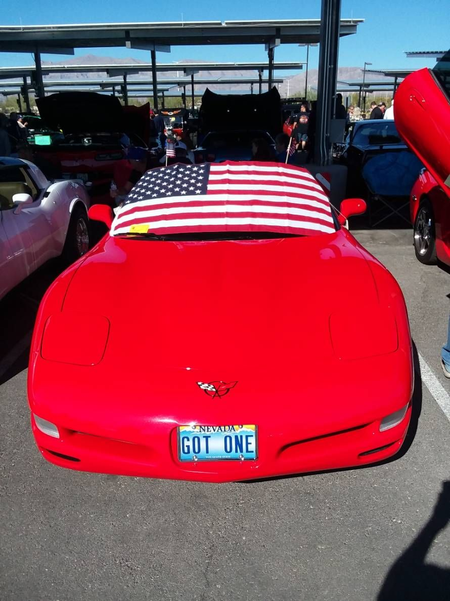 Pin By Loretta Long On Corvettes Little Red Corvette Red Corvette Corvette