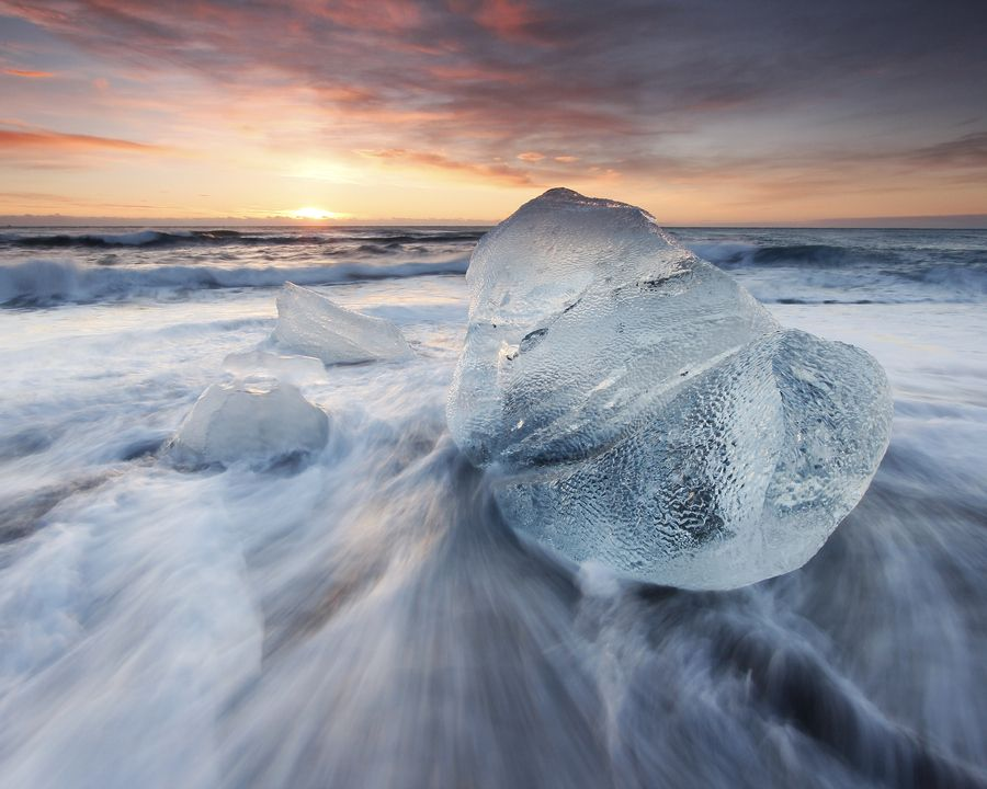 """Swiming Ice"" by kanya hanklang, via 500px."
