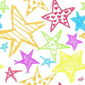 I love wonky stars!
