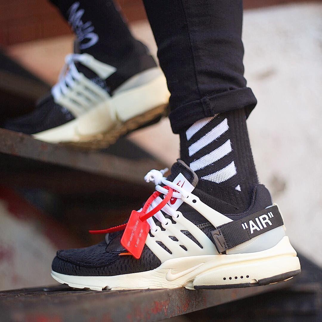 Off White c/o Virgil Abloh x NIKE Air Presto Nike shoes