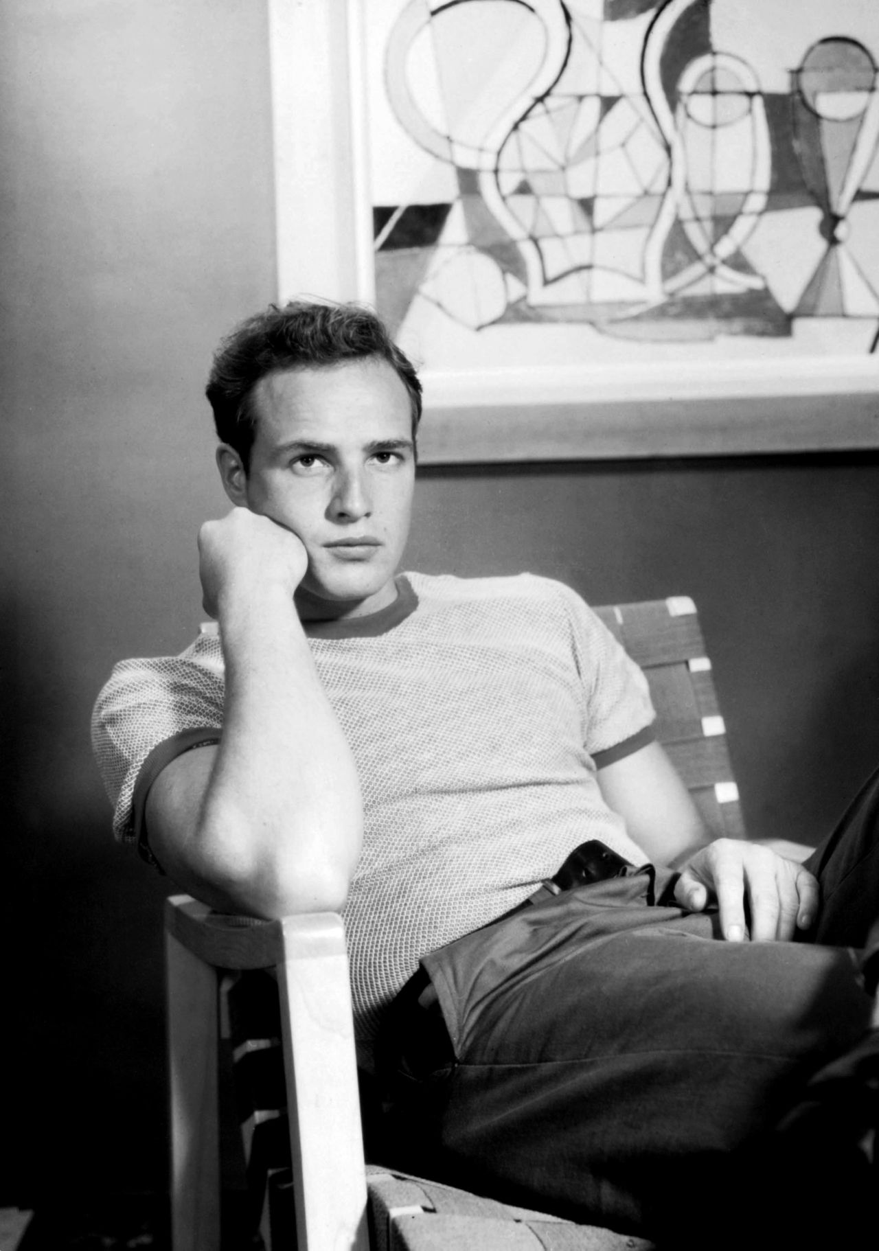 Marlon Brando (Love this guy) - YUMMM