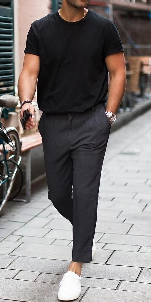 Photo of 4 minimalistic summer outfits to try out – PS 1983 #MensFashionSummer – #mensfas …