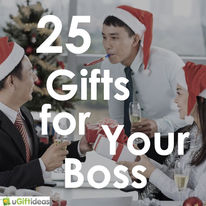 Christmas Gifts For Your Boss Little Gifts Christmas