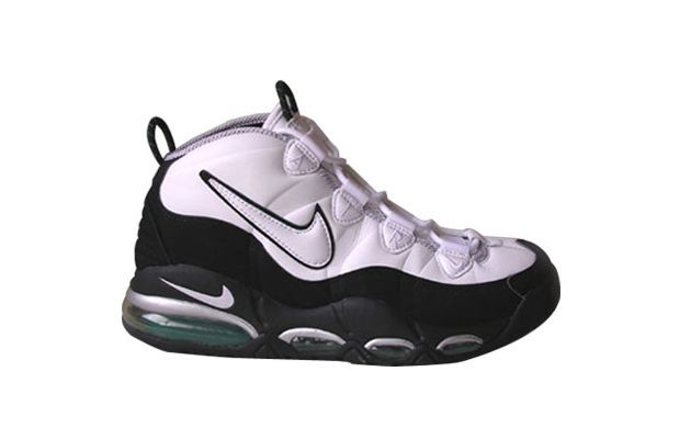 Nike Air Max Uptempo Year released  1995 Complex says  One of the most  popular basketball shoes for the  95-96 season ca77d8669