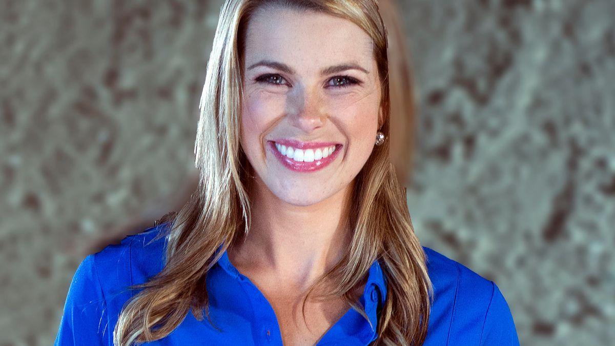 Beautiful Jenny Taft, Fox Soccer Announcer Fox sports 1