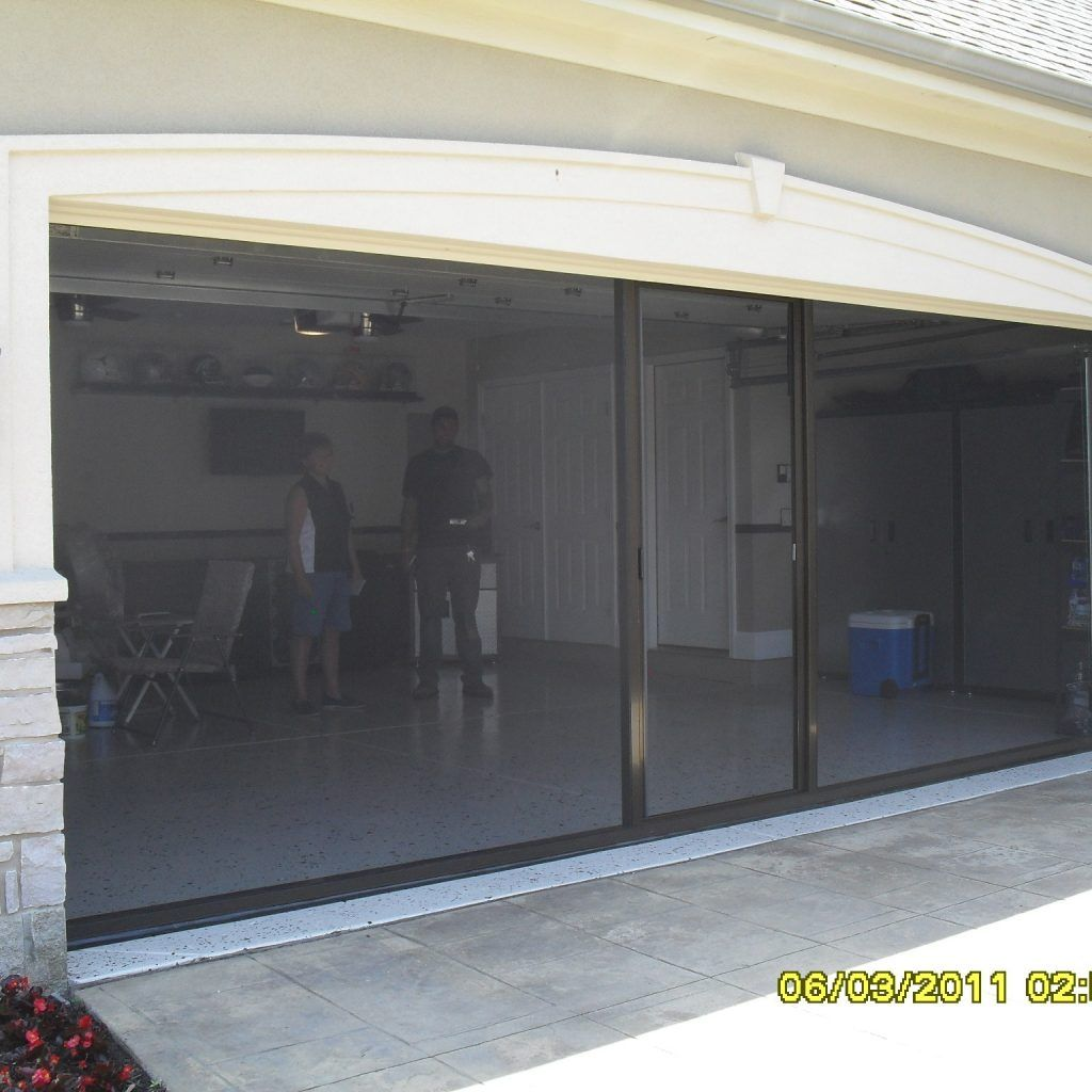 Overhead Garage Door Screens Garage Doors Double Garage Door Garage Screen Door