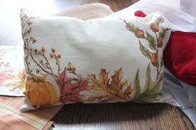 My EnRoute life: Pottery Barn Placemats to Pillows