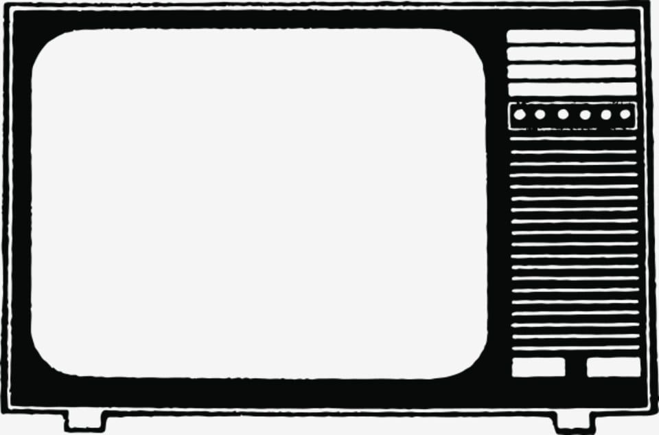 Retro Tv Electronic Old Things Electric Png And Vector With Transparent Background For Free Download Framed Tv Retro Vector Retro Tv