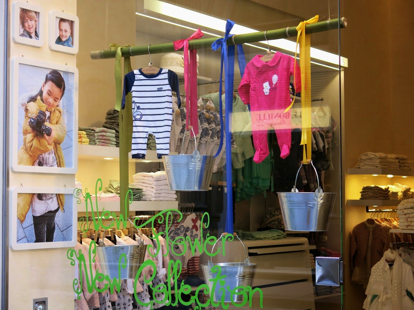 Vitrinas de tiendas buscar con google visual - Como decorar una vitrina ...