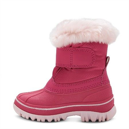 Naomi Velcro Strap Winter Boots Cat