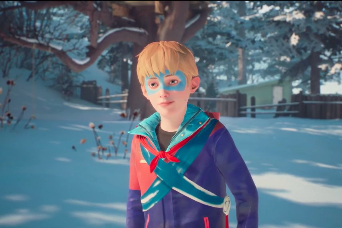 The Awesome Adventures of Captain Spirit hints at Life is Strange 2 - Polygon