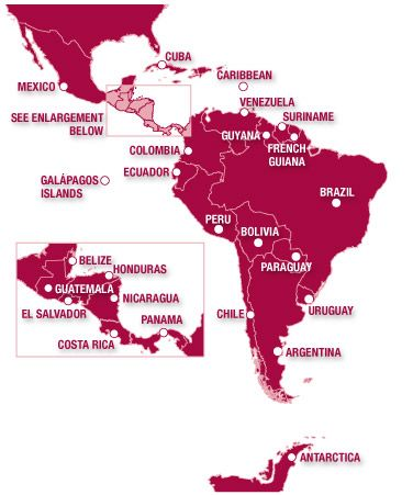 Speech-Language Pathology in Central and South America
