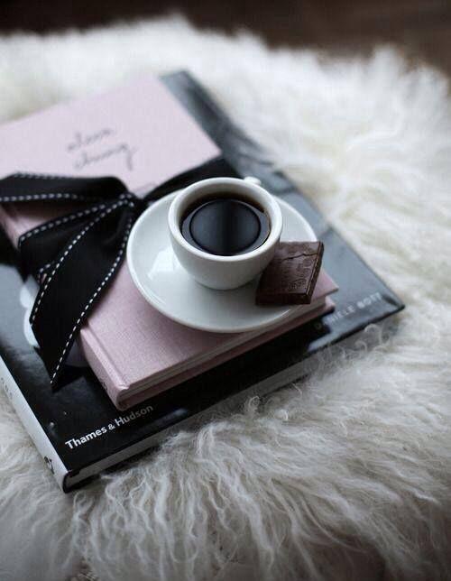 kawa i czekolada... +