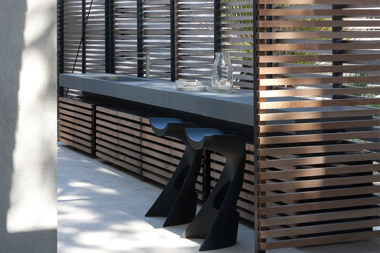 maison contemporaine saint-tropez Idées déco Pinterest Terrace