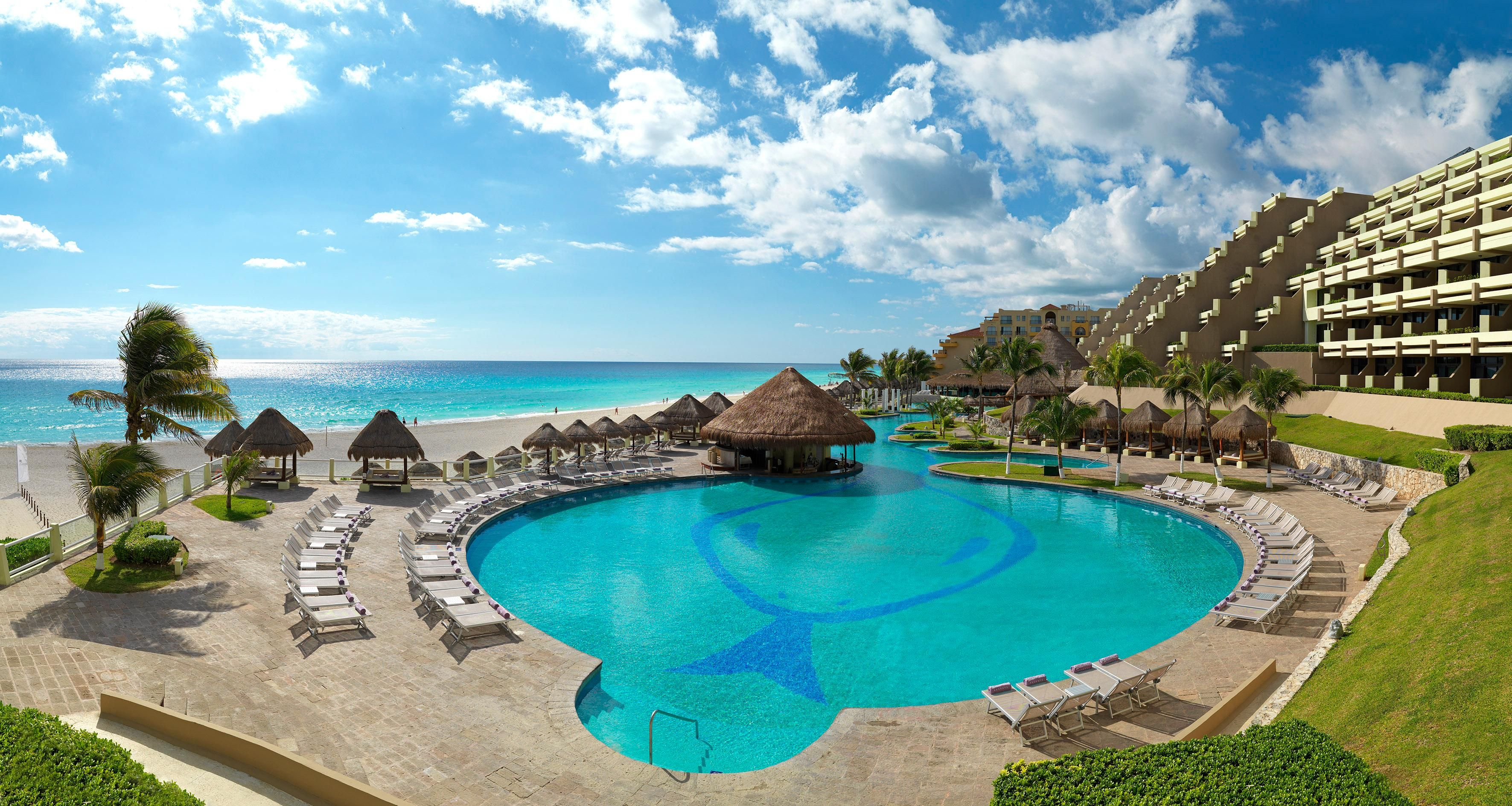 Paradisus Cancun  All inclusive honeymoon All inclusive