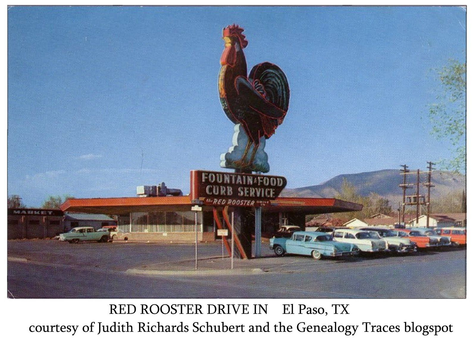 Red Rooster Drive In Those Were The Days My Friend We Thought They D Never End But They Did Red Rooster Hiking Places Favorite Places