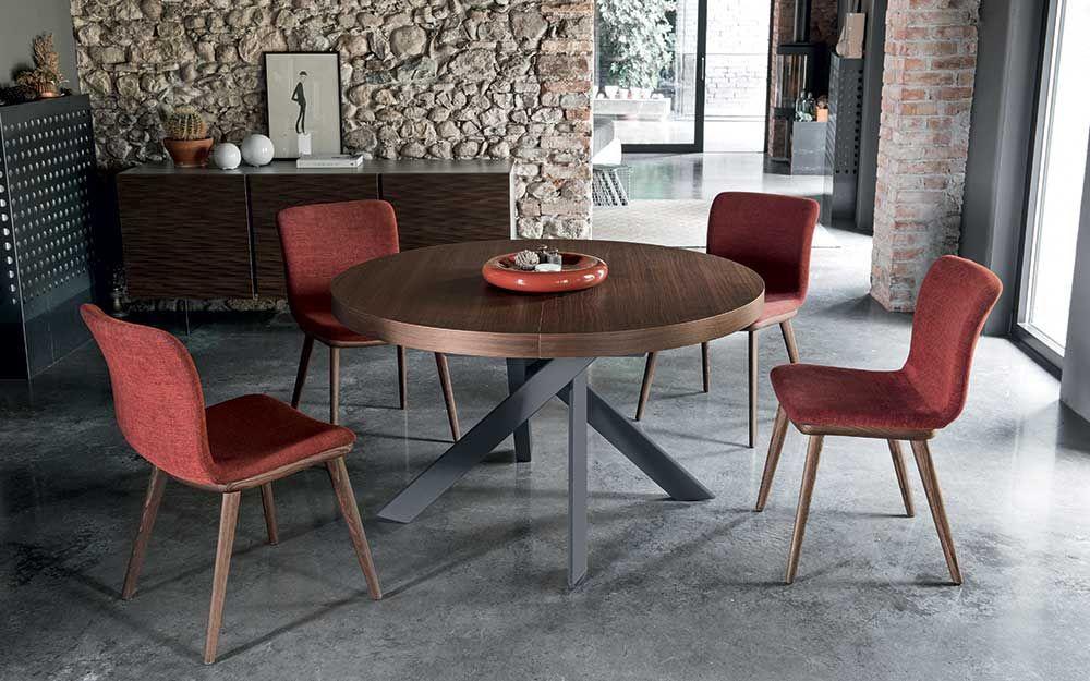 Calligaris Design Italien Salle A Manger Table Ronde Table Salle A Manger Mobilier De Salon
