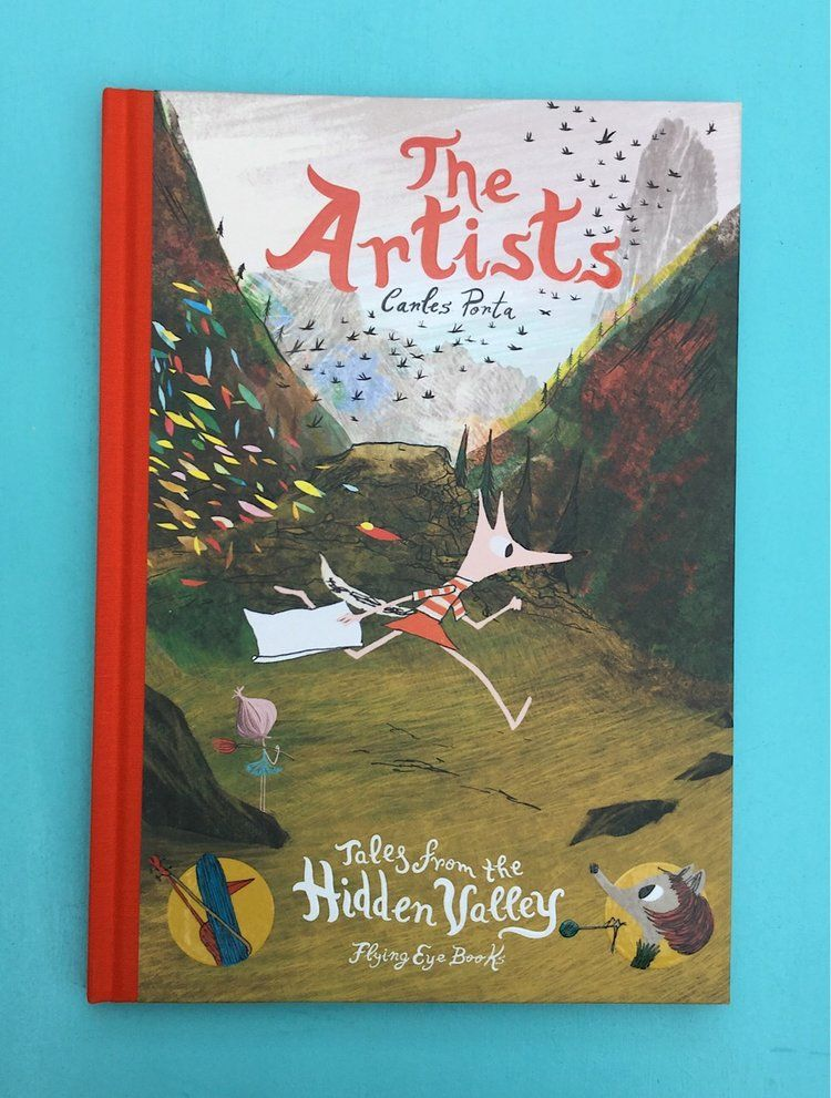 Buy the artists tales from the hidden valley from pages