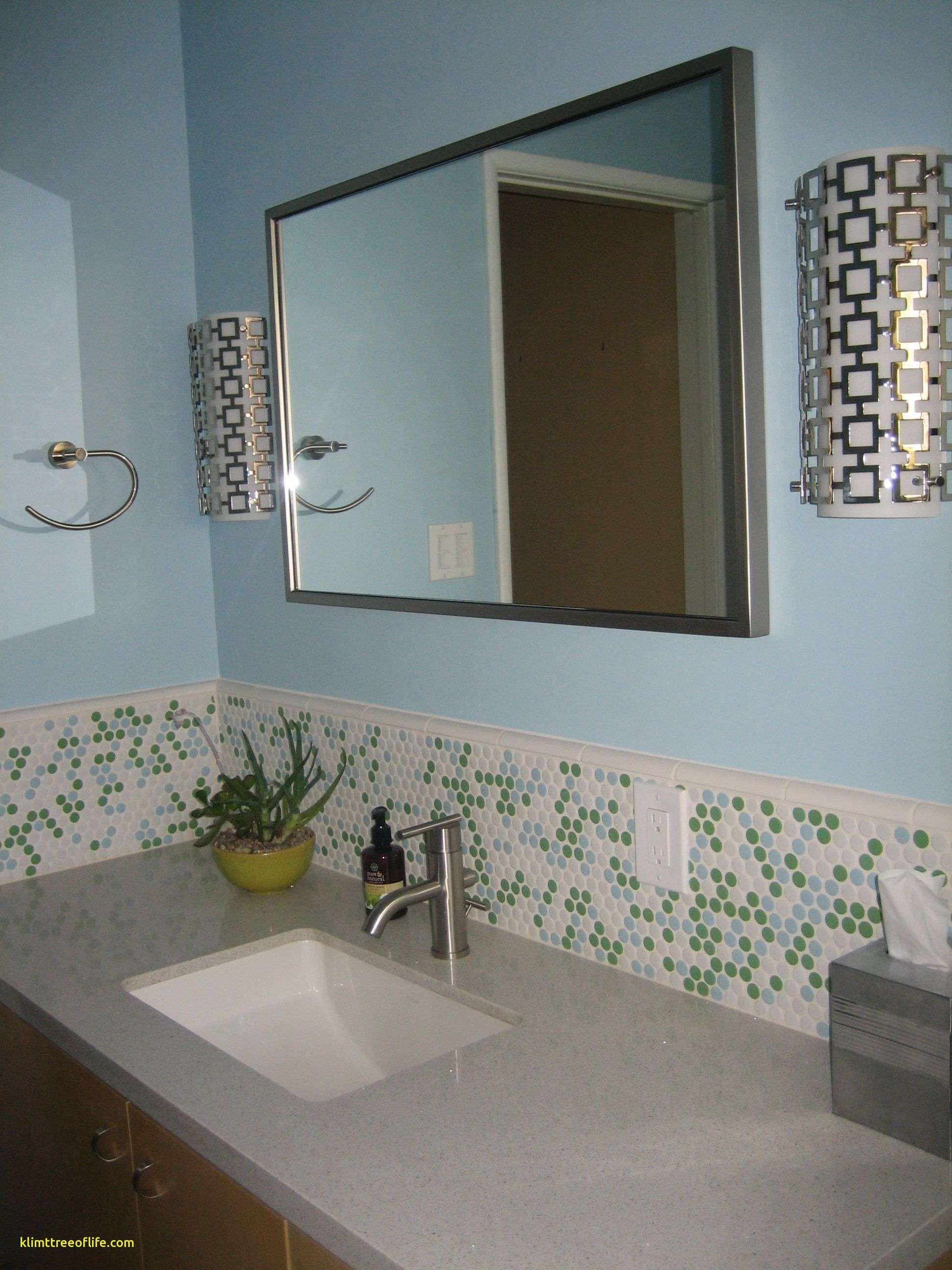Round Glass Tile Backsplash Ideas Tile Backsplash Bathroom