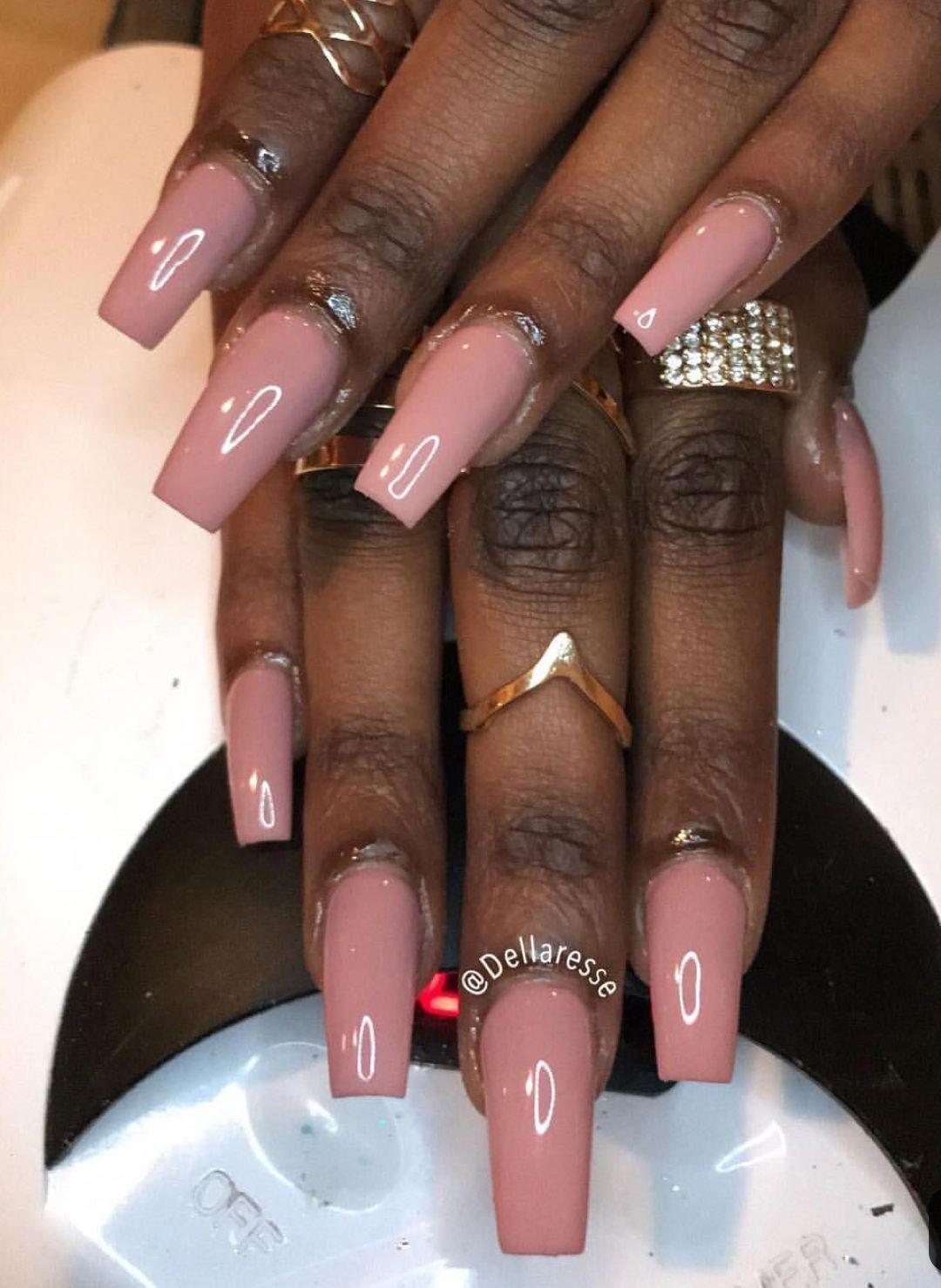 Pin By Classyteee On Cute Short Nails Toe Nail Color Square Acrylic Nails Nail Shapes